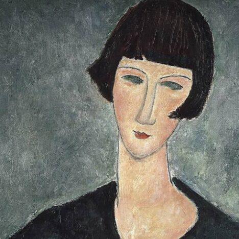 Modì e Maud Abrantès: «Se dipingete come guardate le donne siete un maestro.»