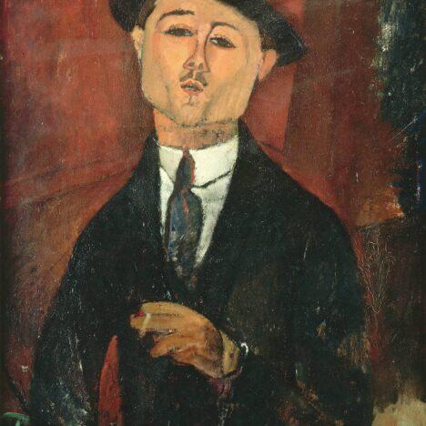 Una pistola puntata alla testa di Modigliani