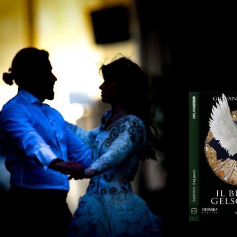 Una foto d'autore per una copertina da sogno: Dario Giannobile!