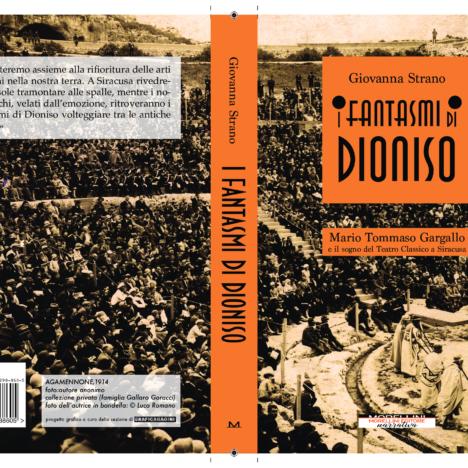 """""""I fantasmi di Dioniso"""" e il solare sortilegio. La recensione di Elio Tocco"""